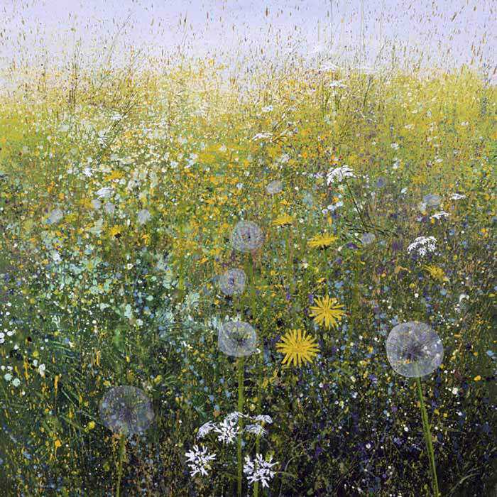 Dandelions By Paul Evans