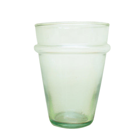Hand Blown Glass Tumbler