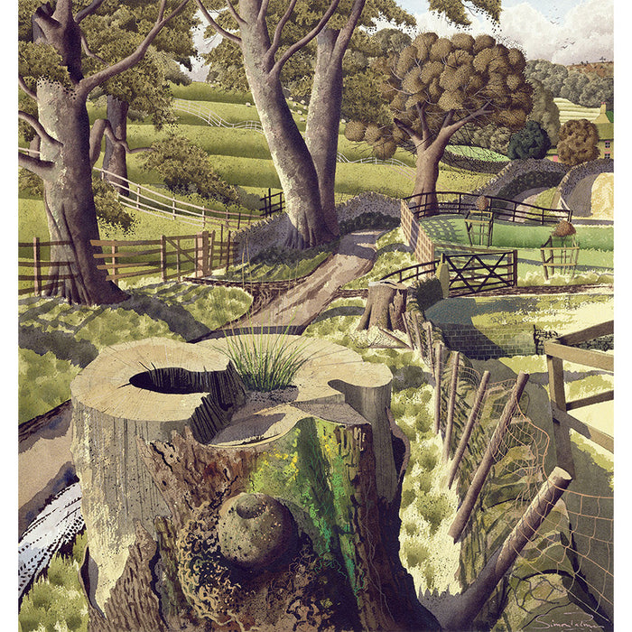 East of Eden By Simon Palmer