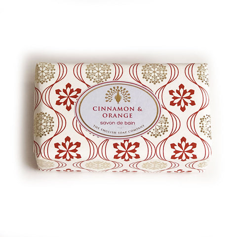 Cinnamon and Orange Soap Bar