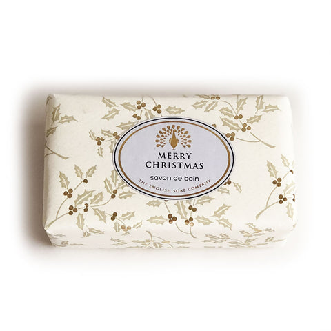 Merry Christmas Soap Bar