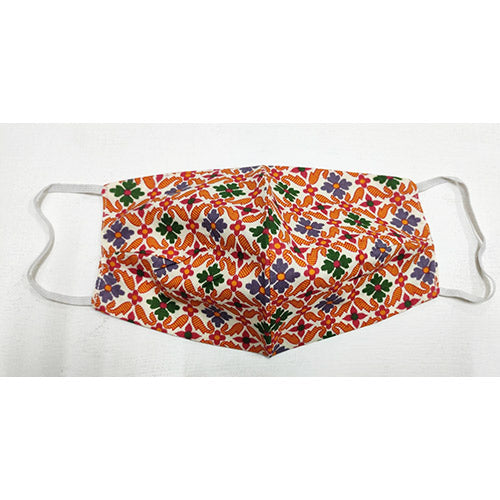 Cotton Face Mask | Moroccan Tile