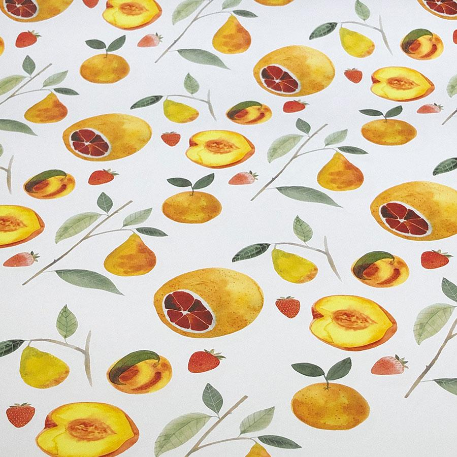 Fruity Wrapping Paper