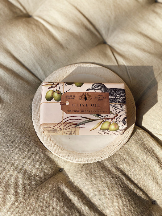 Olive Oil Soap Bar