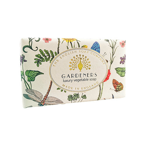 Gardeners Vintage Wrapped Soap Bar