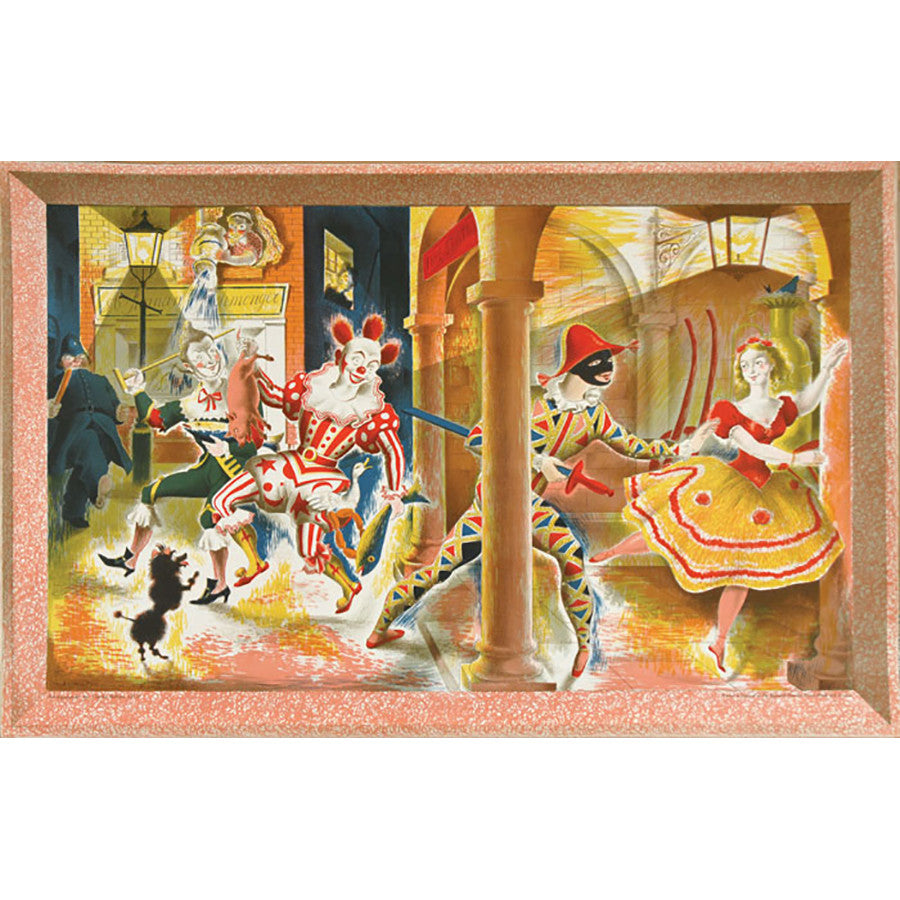Harlequinade | School Prints