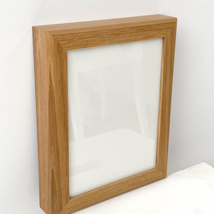 Oak Photo Frame | 7 x 9''