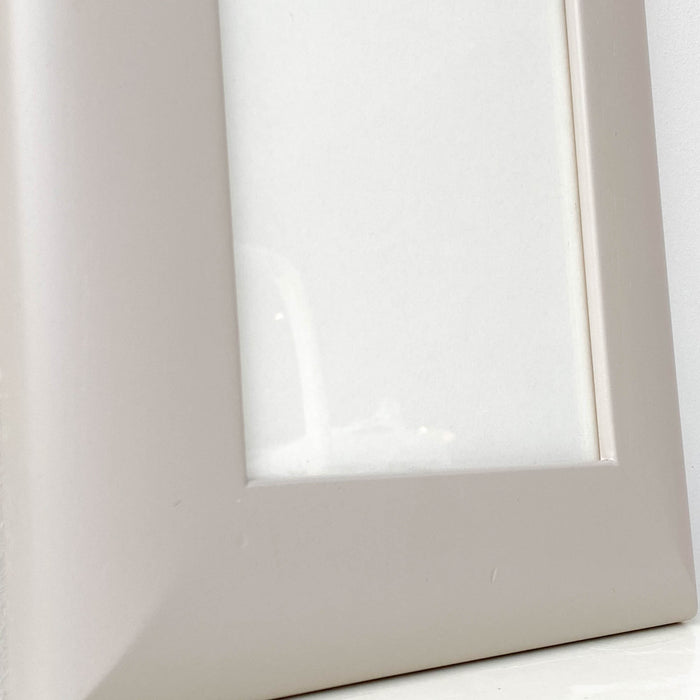 Cloud Grey Photo Frame | 6 x 8''