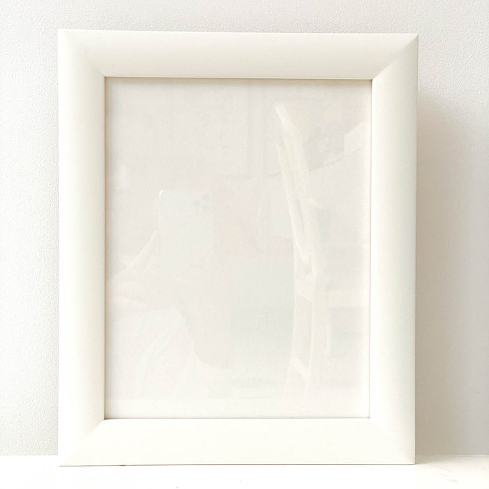 White Photo Frame | 8 x 10''