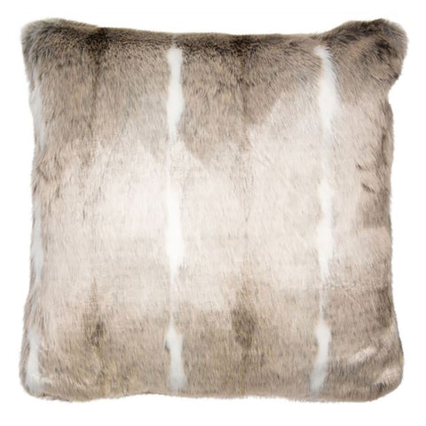 Kudo Faux Fur Cushion