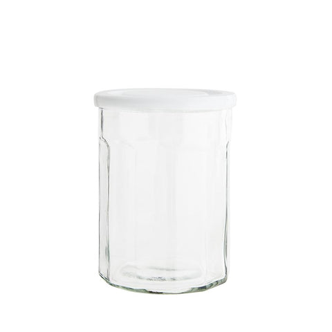 Large Glass Jar With Lid