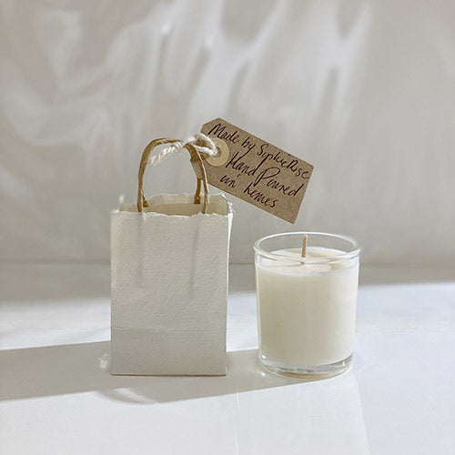 Scented Soy Candle in Gift Bag 90g