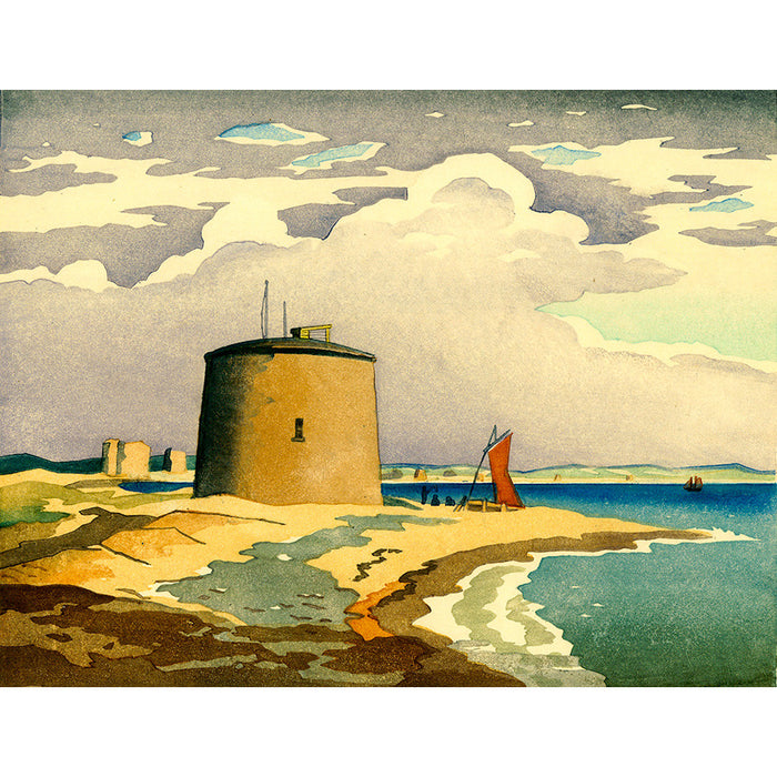 Martello Towers By Eric Slater