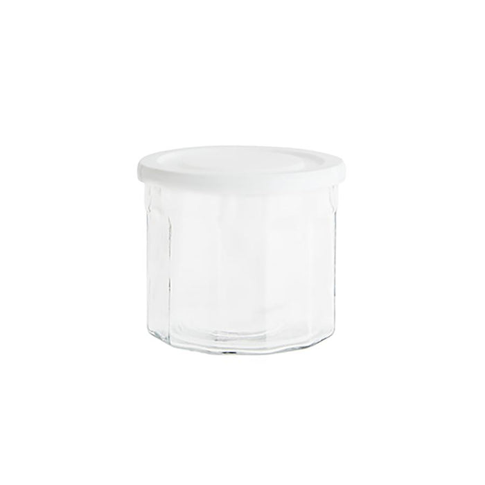 Medium Glass Jar With Lid