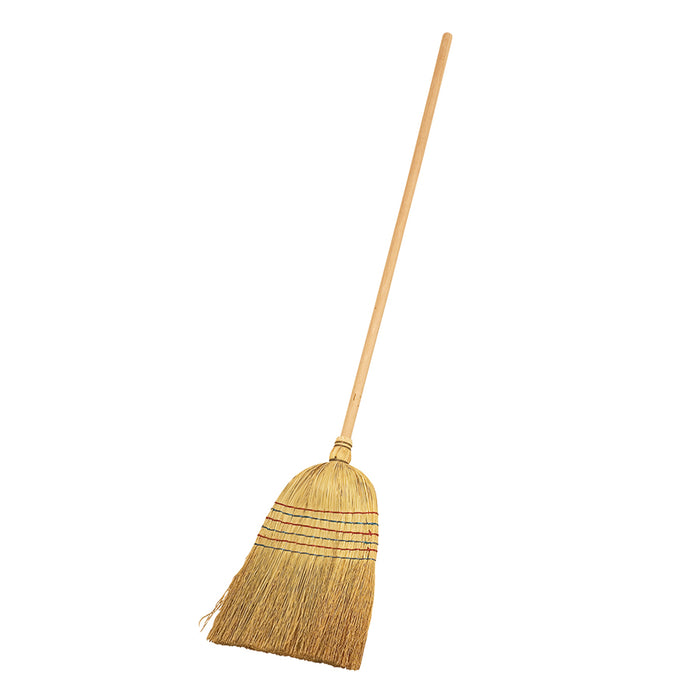 Natural Rice Straw Broom