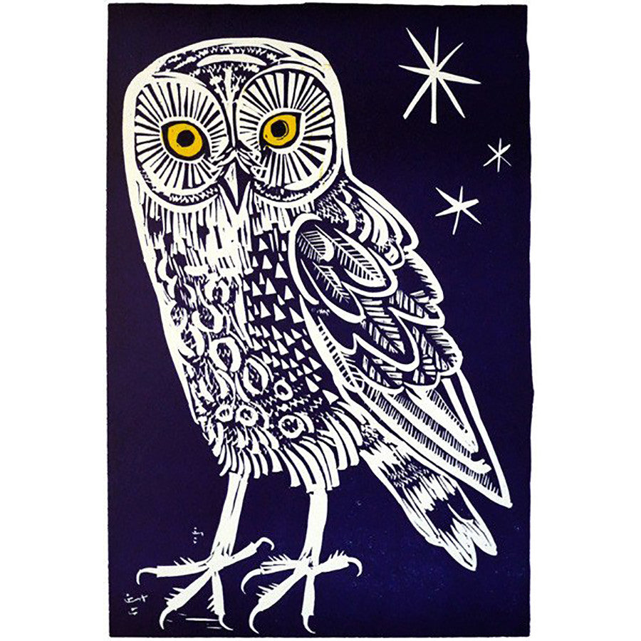 Owl By Mark Hearld