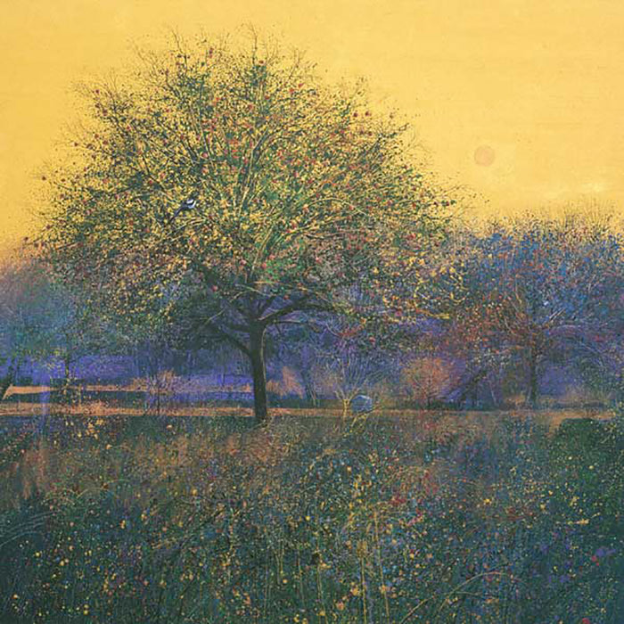 Artist's Orchard By Paul Evans