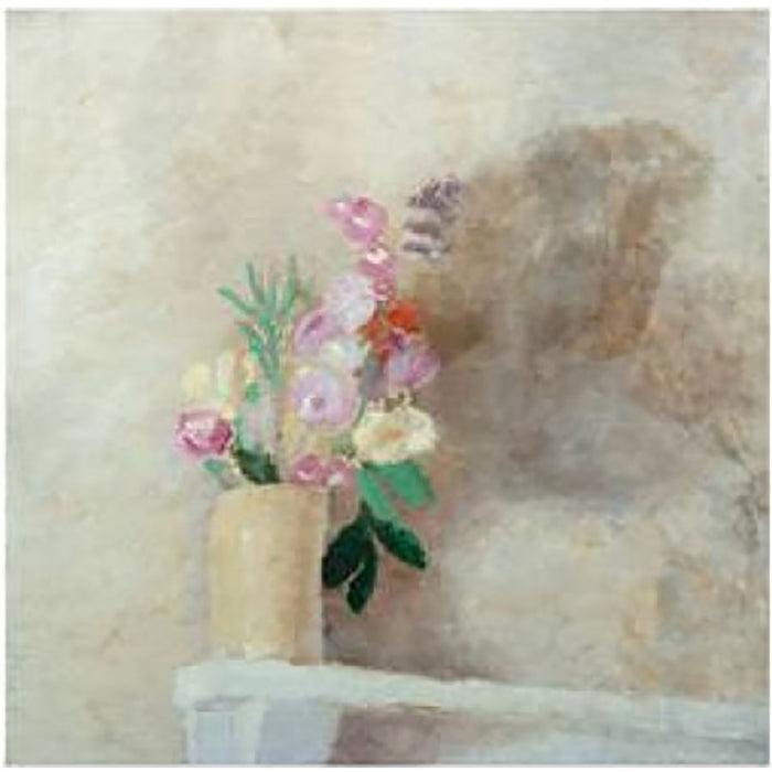 Penstemons By Winifred Nicholson