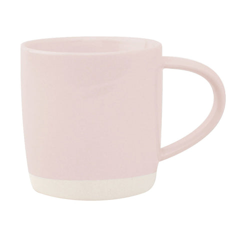 Shell Bisque Pink Mug