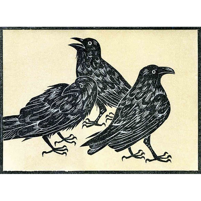 Ravens By Bernard Lodge