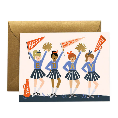 Birthday Cheer Greeting Card