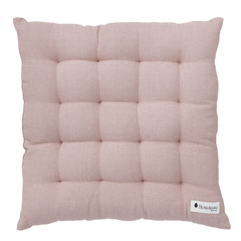 Blush Pink Seat Cushion