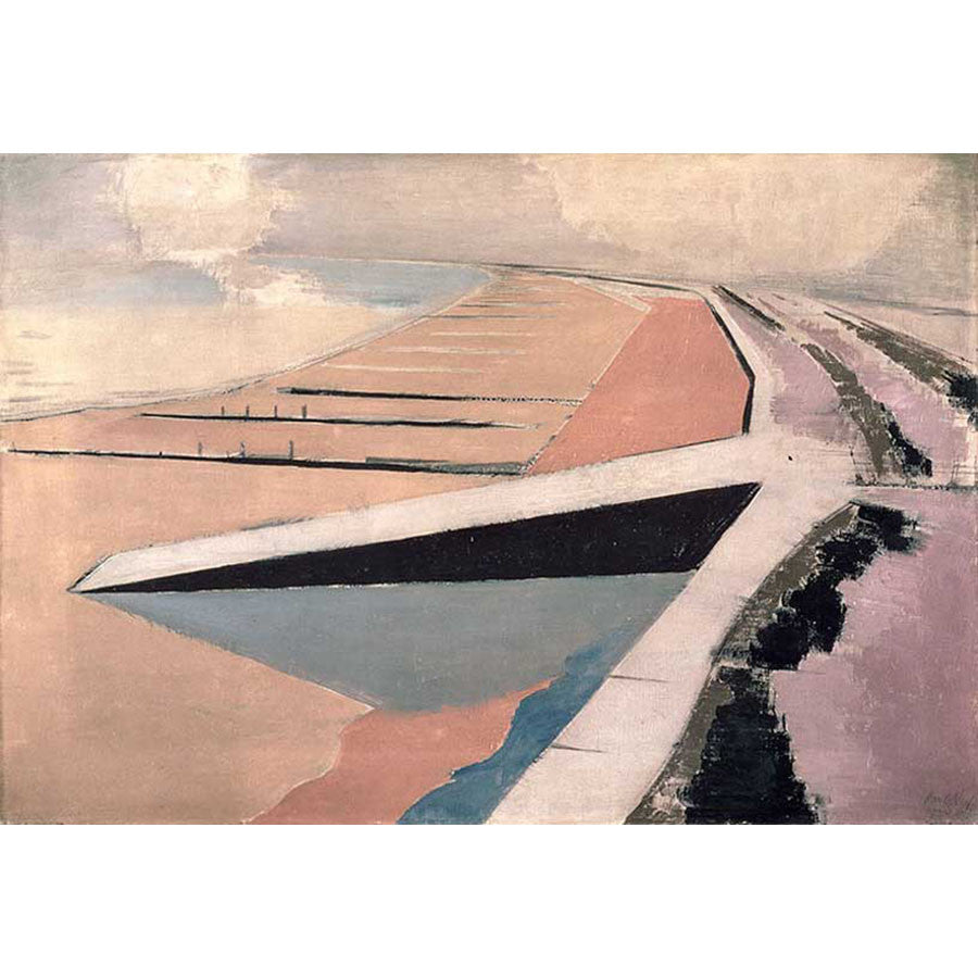 Shore By Paul Nash