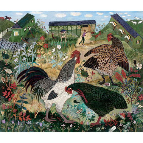 Small Holding By Anna Pugh