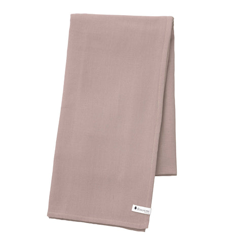 Blush Pink Cotton Tablecloth