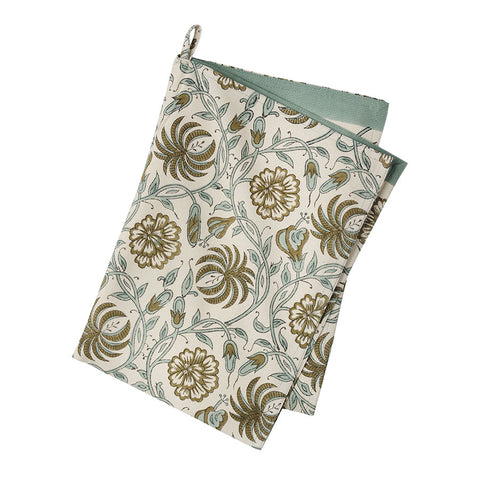 Leela Artichoke Tea Towel