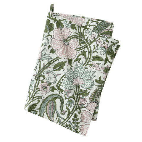Peacock Fern Tea Towel