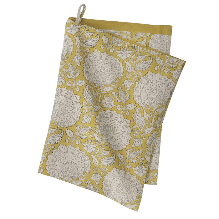 Shimla Curry Cotton Tea Towel