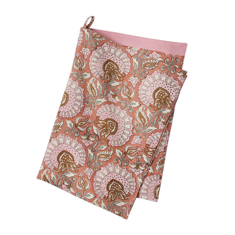 Shimla Red Tea Towel