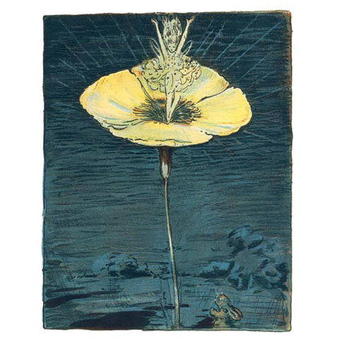 The Fairy Flower By William Nicholson