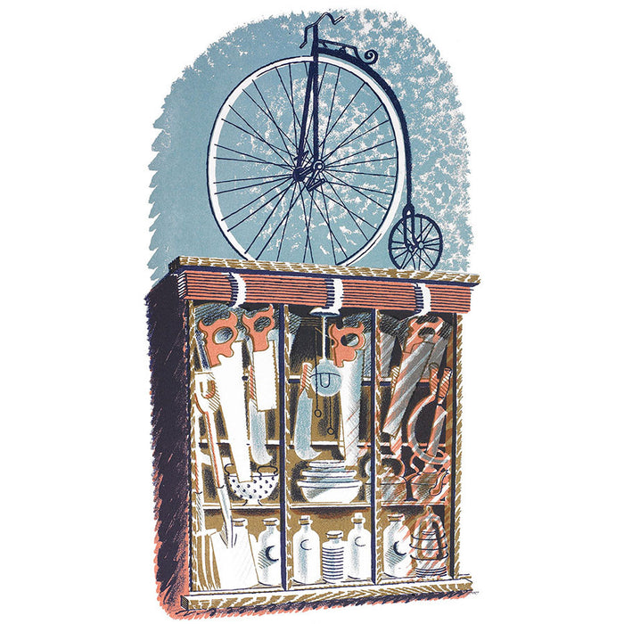 High Street Series | Hardware By Eric Ravilious