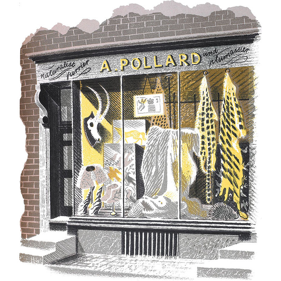 High Street Series | Naturalist By Eric Ravilious