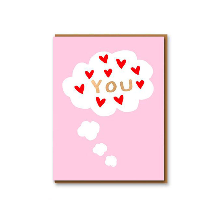 You Greeting Card