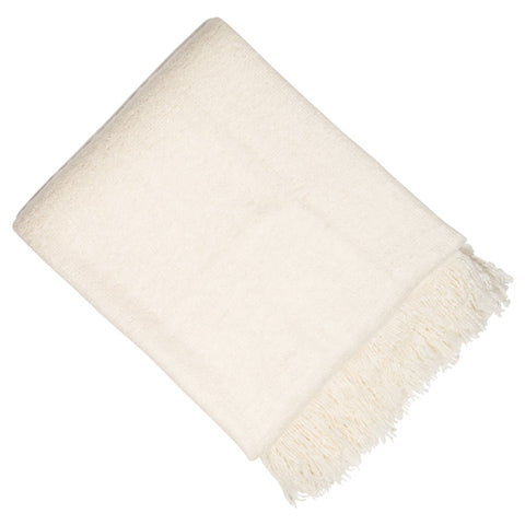 Vogue Throw in Ivory