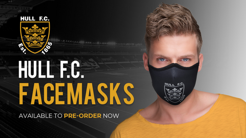 Hull FC Face Mask