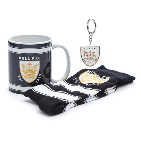Mug, Sock & Keyring Set