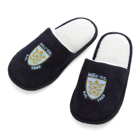 Kids Fleece Slippers