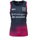2020 Adults Navy & Pink Faded Singlet
