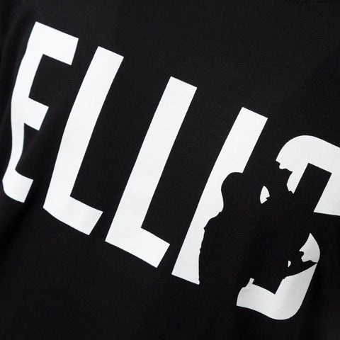 Kids Black Block Ellis Tee