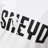Kids White Block Sneyd Tee