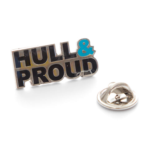 Hull & Proud Pin Badge