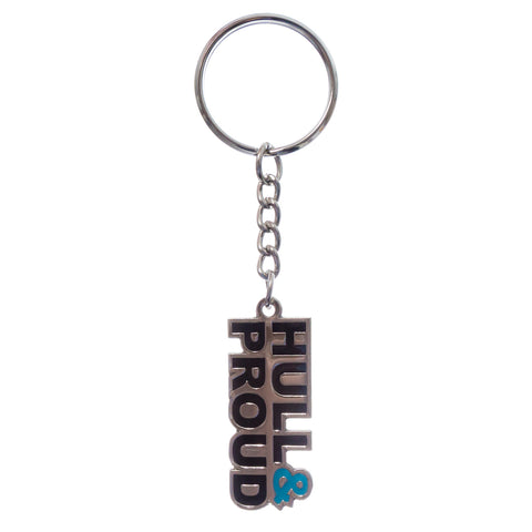 Hull & Proud Keyring