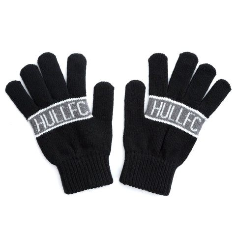 Kids Hull FC Gloves