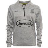 Kids Tech Move 1/2 Zip Grey