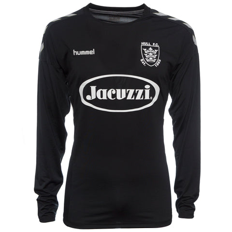 Tech Move Jersey L/S Black