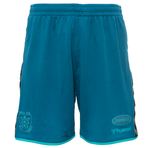 Authentic Poly Shorts